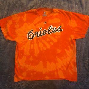 ⚾️ Orioles tie dye shirt